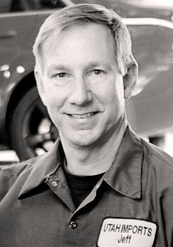 Jeff Keller, Owner of Utah Imports